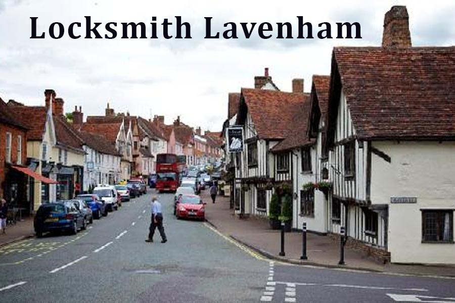 locksmith in Lavenham, Suffolk