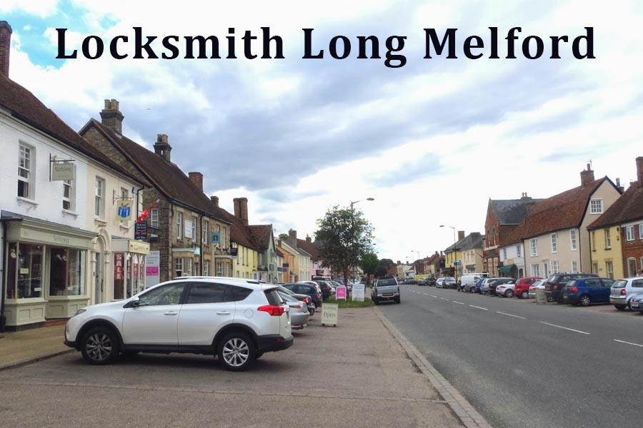 locksmith in Long Melford